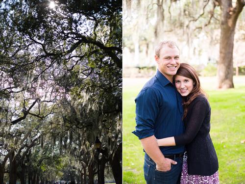 Savannah Anniversary Session by Mackenzie Kern Photography