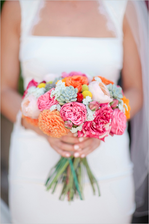 Carly-is-Inspired-Wedding-Chicks-Bouquet