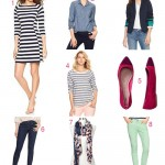 New Fall Arrivals from The Gap