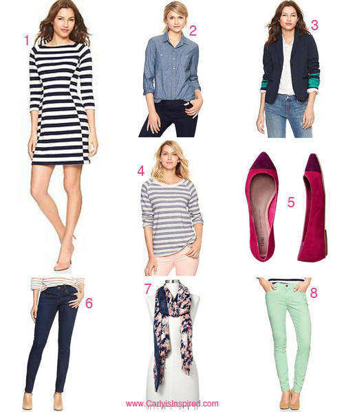 Carly-is-Inspired-Gap-New-Arrivals-Fall-2013