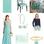 Ocean Inspired: My Favorite Turquoise Pieces