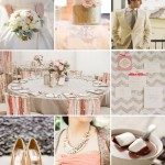Pink and Neutral Winter Wedding Inspiration