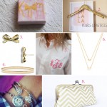 Girly Gifts for Your Bridesmaids
