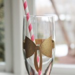 New in the Shop: Bow Champagne Flutes