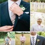 Preppy Styles for Grooms and Groomsmen