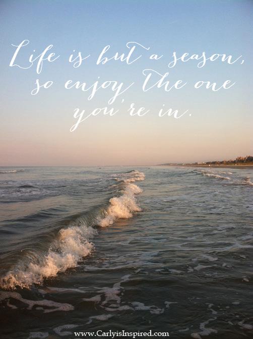 Life-is-a-season