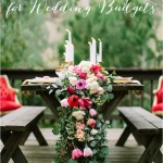 Wedding Budgets: Three Quick Tips