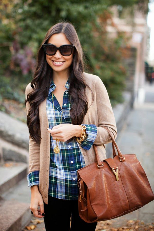 Plaid-Fall-Style
