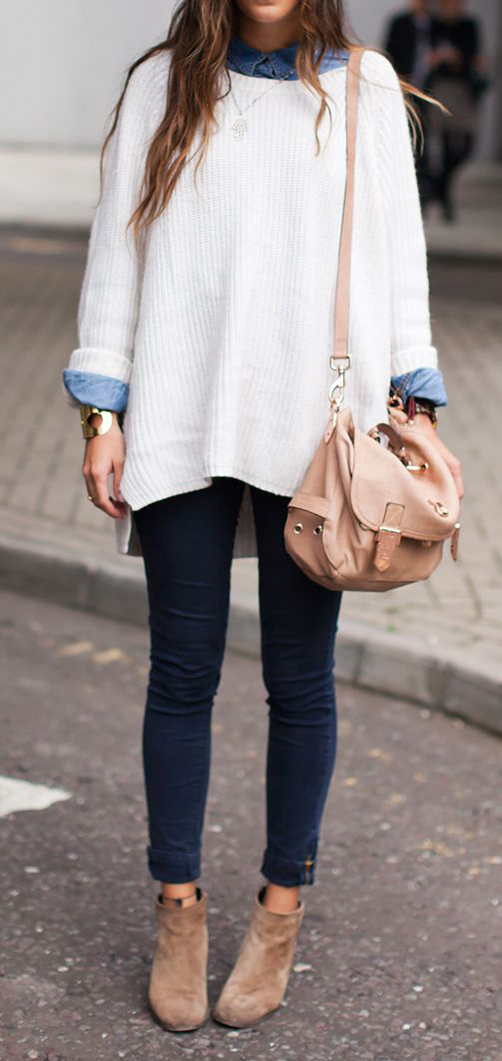 Sweater-Chambray-Fall-Style