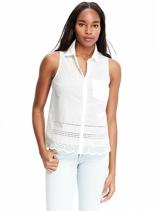 Old-Navy-Eyelet-Shirt