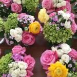 #CAFlorals: Garden Party Bridal Shower