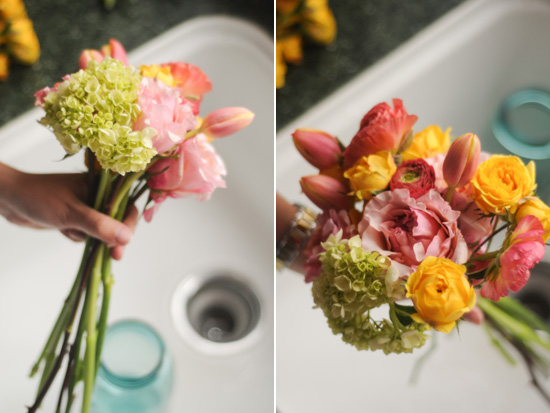 Carly-is-Inspired-Heart-Love-Always-DIY-Bouquet-7