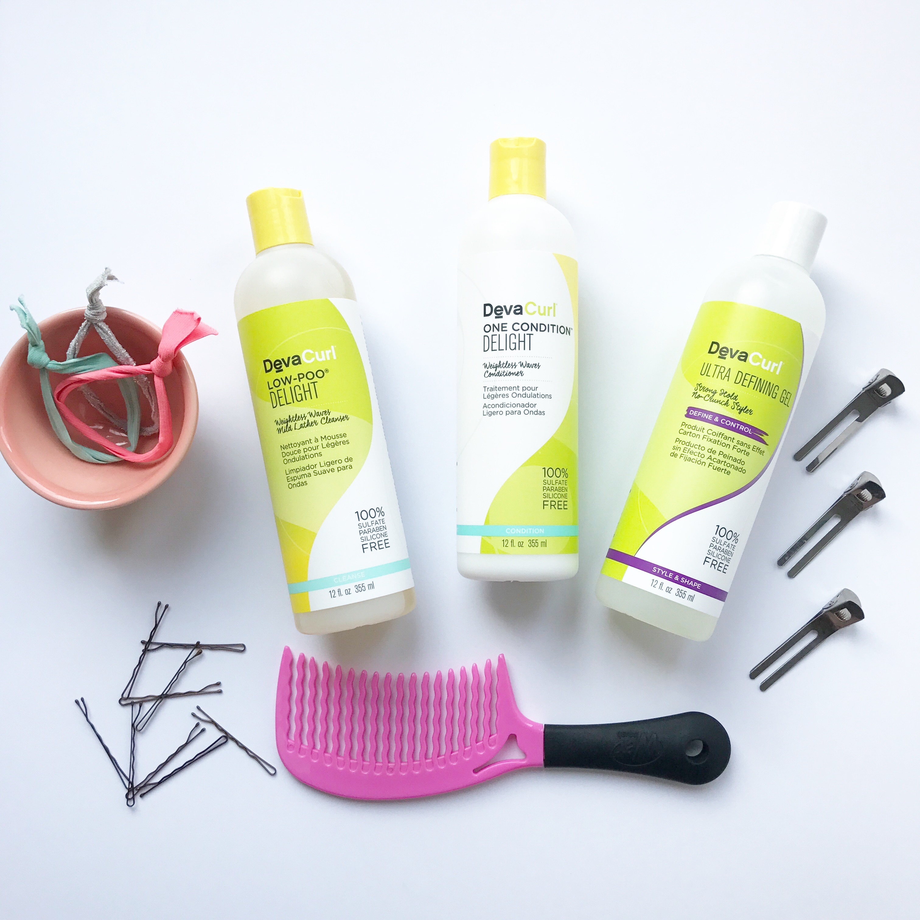 Blogger Carly Totten shares why she loves DevaCurl! | www.carlyisinspired.com