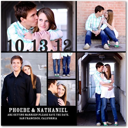 How to Create Photo-Savvy Save-the-Date Cards