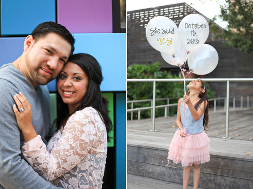 Houston Engagement Session by Lida Mathews Photography
