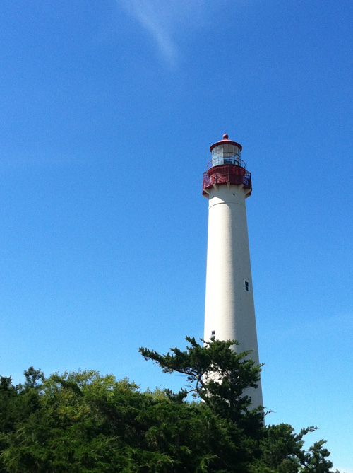 Stronger than the Storm: My Cape May Adventure