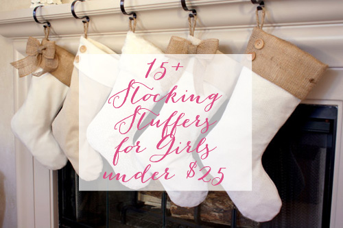 15 Stocking Stuffers for Her Under $25