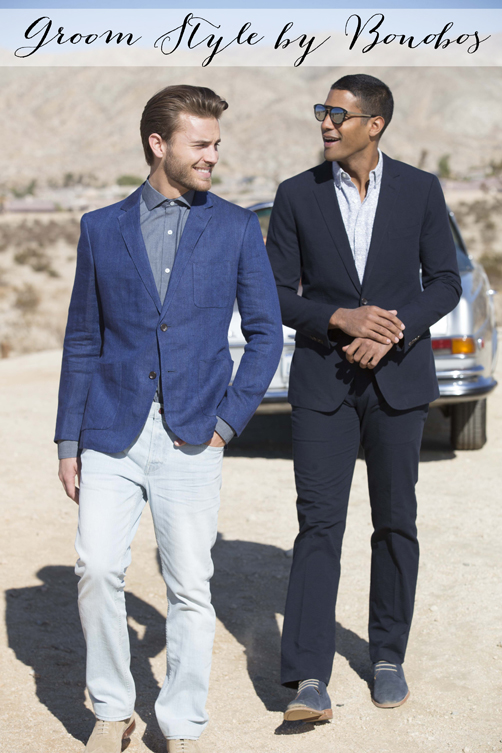 Groom Style: Spring & Summer Suits by Bonobos